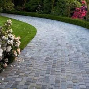 GARDENS, PAVING, PATIOS AND DRIVES, OXFORDSHIRE